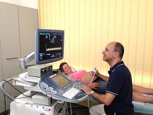 Farbdoppler Frauenarzt Dr. Rotmann Rodgau Gynäkologe