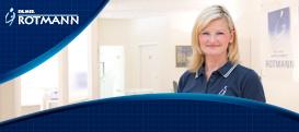 Kristina Friesen Teamprofil Praxis Dr Rotmann Frauenarzt Rodgau